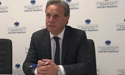 Confcommercio Veneto: il padovano Patrizio Bertin è il nuovo presidente