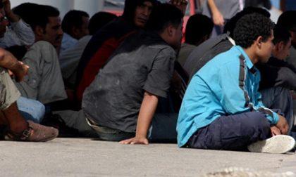 Cavanella Po, in mattina protesta pacifica dei richiedenti asilo