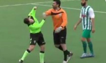 Violenza nel calcio: Juniores squalificato 11 mesi