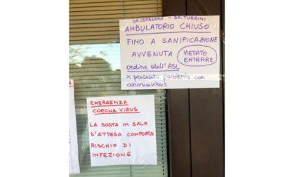 Ambulatorio di Boara Polesine chiuso a causa del Coronavirus