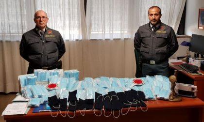 Rovigo: ancora un sequestro di mascherine abusive