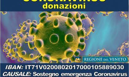 Emergenza Coronavirus: ecco come sostenere la sanità veneta