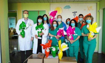 AIL Rovigo dona 20mila euro al covid hospital