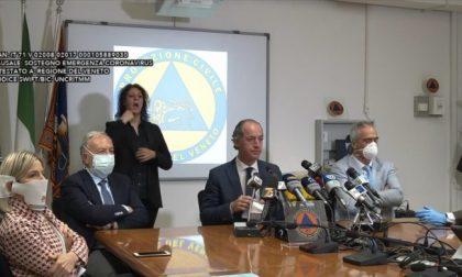 """Zaia annuncia: """"In Veneto una banca del sangue di pazienti Covid guariti"""""""