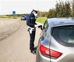Viaggio di 24 chilometri per fare la spesa: multato