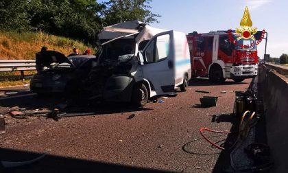 Gravissimo incidente in A13, traffico bloccato per ore tra Villamarzana e Occhiobello