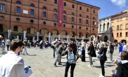 Fase 2: anche a Rovigo scendono in piazza i commercianti