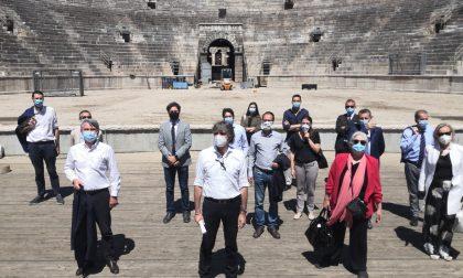 Arena di Verona: da 1000 a 3000 persone, la richiesta del sindaco