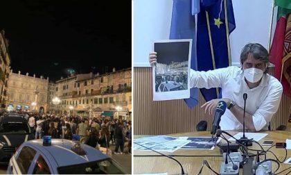 Movida a Verona, il sindaco Sboarina vieta di consumare bevande alcoliche all'aperto