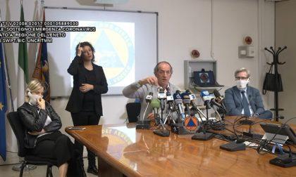 """Primo maggio amaro, Zaia: """"In Veneto a rischio 50mila posti di lavoro, 35mila nel Turismo"""""""