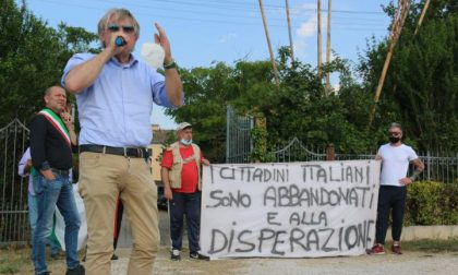 Loreo: arrivano 50 profughi in una villa del '500, la protesta dei cittadini