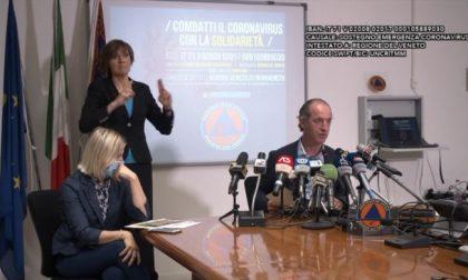"""Sanità, Zaia: """"Pronta nuova delibera, 100 milioni di euro e 1000 assunzioni in più"""""""