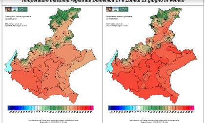 In Veneto è arrivata l'estate: temperature nella norma e weekend soleggiato