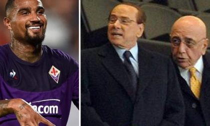 Boateng ritrova la coppia Berlusconi-Galliani dopo sette anni al Monza
