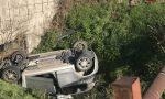 Incidente a Porto Tolle: auto finisce nel fossato, ferito un 72enne – Gallery