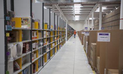 Amazon Castelguglielmo festeggia il primo anniversario con mille dipendenti a tempo indeterminato
