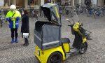 A Rovigo in servizio i nuovi tricicli elettrici di poste italiane – Gallery