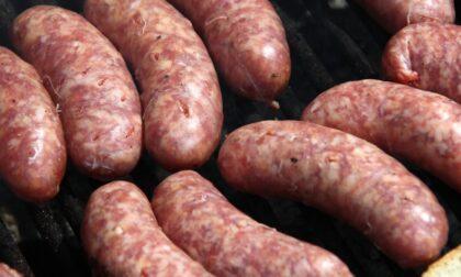 Salmonella nelle salsicce friulane: ritirate dagli scaffali