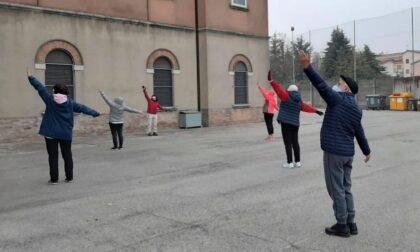 Uisp porta l'attività fisica all'aperto per adulti e anziani in 13 Comuni