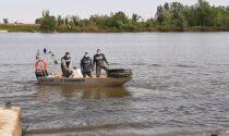 Duro colpo ai bracconieri: sequestrati 30 bertovelli e numerose reti da pesca