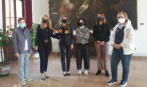 Il Club Soroptmist ha donato un computer alla casa rifugio del Centro Antiviolenza Polesano