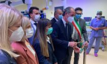 Inaugurata all'ospedale di Rovigo la nuova sala operatoria