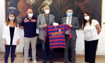 Grande evento con la Rugby Rovigo, la città festeggia la sua squadra