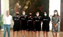 Il Granzette Calcio a 5 femminile ricevuto a palazzo Nodari