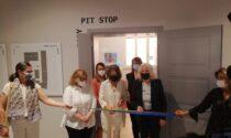 Inaugurato il nuovo Baby Pit Stop all'Urban Digital Center