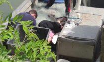 Tenta il gesto estremo nelle acque del Po, 41enne salvata dai Carabinieri