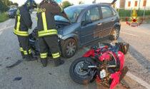 Le foto degli incidenti sull'A13 e a Fratta Polesine