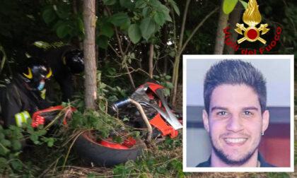 Esce di strada e finisce contro il guardrail: è morto il 29enne Giacomo Cappato