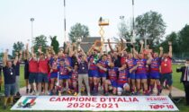 Rugby Rovigo Delta è Campione d'Italia