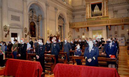 Messa in suffragio dell'Appuntato Scelto dei Carabinieri Antonino Modica