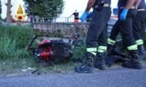 Schianto tra una moto e un'auto a Badia Polesine: morto centauro 33enne