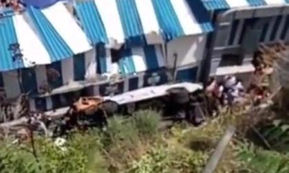Tragedia minibus precipitato a Capri: ferito un 12enne polesano