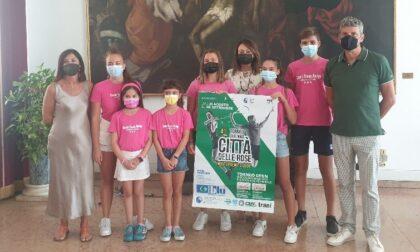 """Dal 22 agosto al 5 settembre torna il torneo di tennis """"Città delle rose"""""""