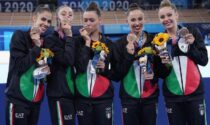 Alessia Maurelli, Farfalla di Occhiobello ha conquistato la medaglia di bronzo alle Olimpiadi