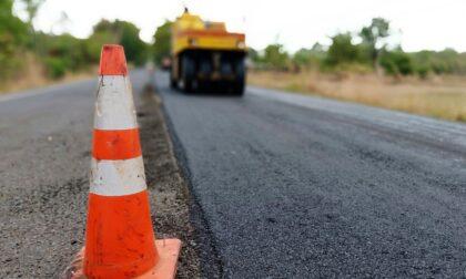 Interventi di messa in sicurezza delle strade: dalla Regione fondi per 4 nuovi cantieri