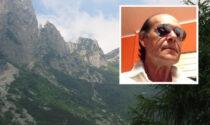Ha un malore e si accascia sul Passo della Lora: è morto Stefano Panin