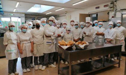 Ciabatta Polesana: festeggiati i 39 anni all'istituto alberghiero Cipriani