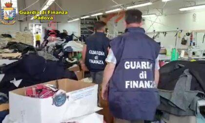 """Made in Italy in salsa cinese: 154 lavoratori """"in nero"""" e 3 milioni di beni sotto sequestro"""